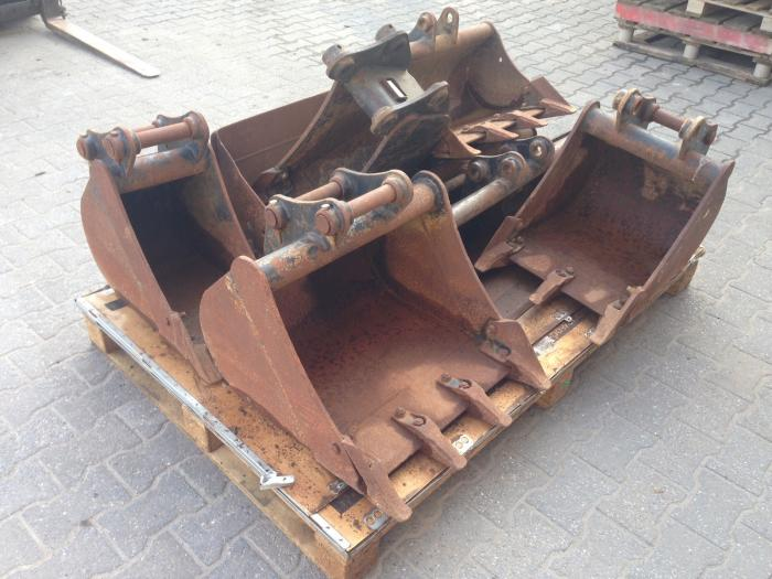 bac, grue, godet, minipelle, bucket equipment