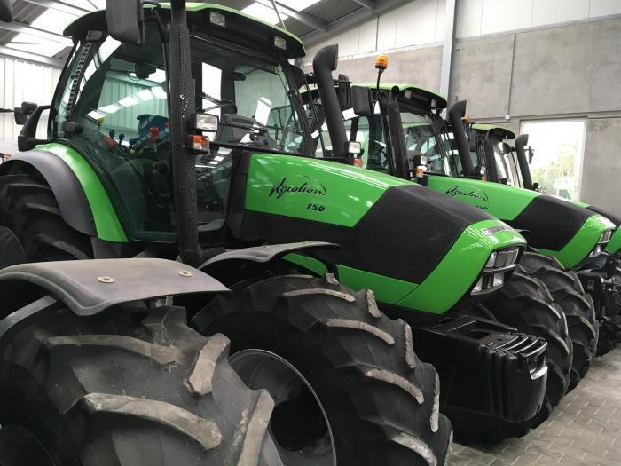 agrotron occasion - deutz occasion - deutz 150.6 - agrotron 150 - agrotron 150.6 - tracteur occasion
