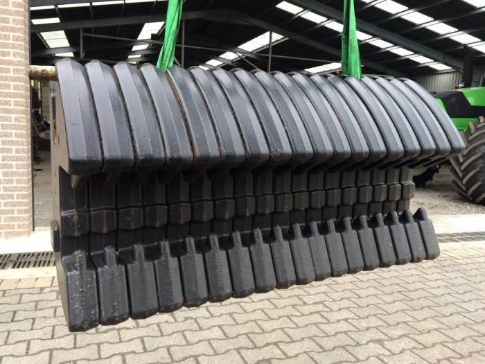 case international, case ih, masses avant, masse avant, contrepoids, masses 45kilos, masse 45kg
