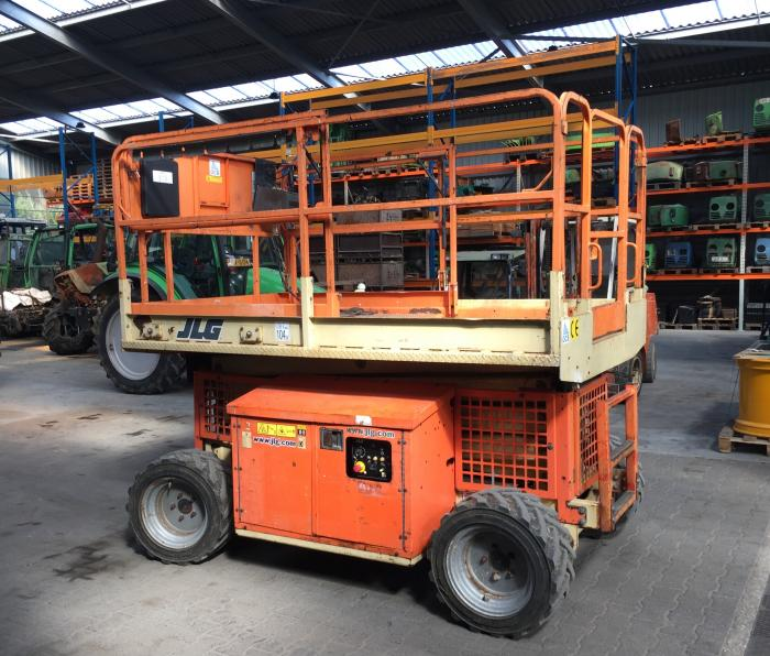 schaarlift, jlg 260, lift jlg