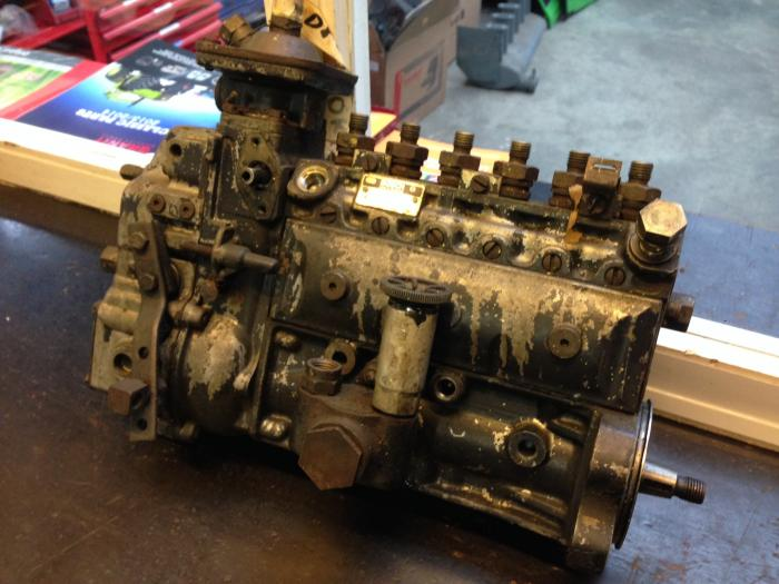 pompe injection, dx 6.50, deutz, bosch