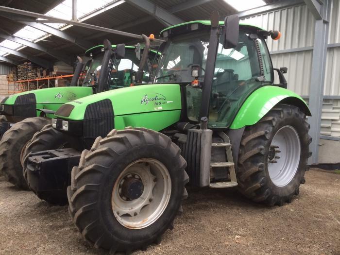 deutz tracteur occasion traktorpool schlepper. Black Bedroom Furniture Sets. Home Design Ideas